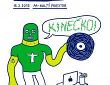 Brazil Party of Kinečko Magazine